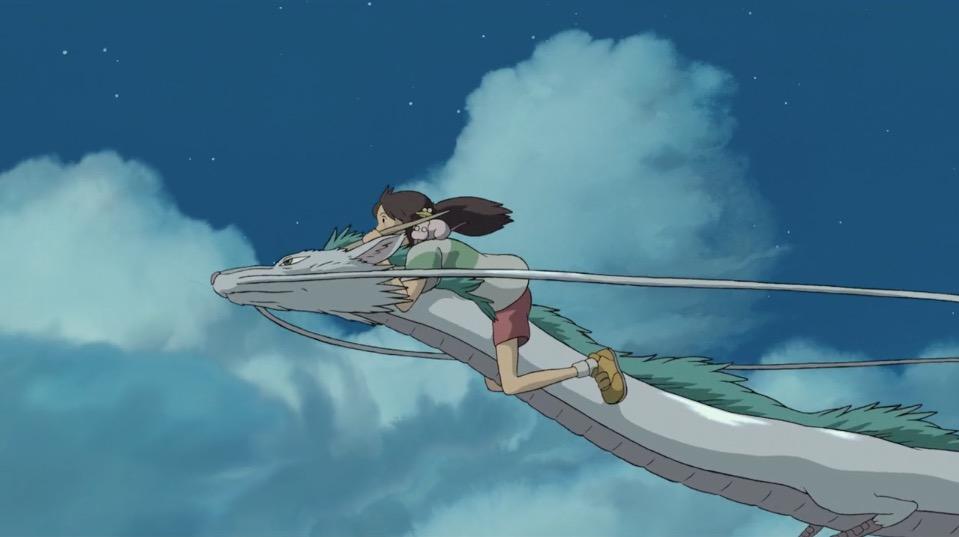 Miyazaki Dreams of Flying 7