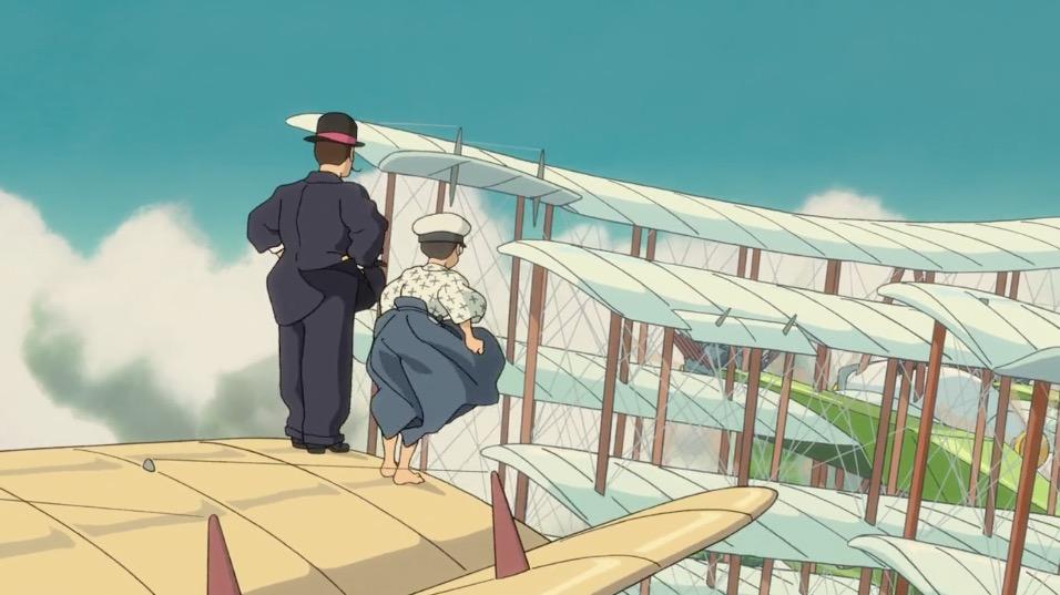 Miyazaki Dreams of Flying 8