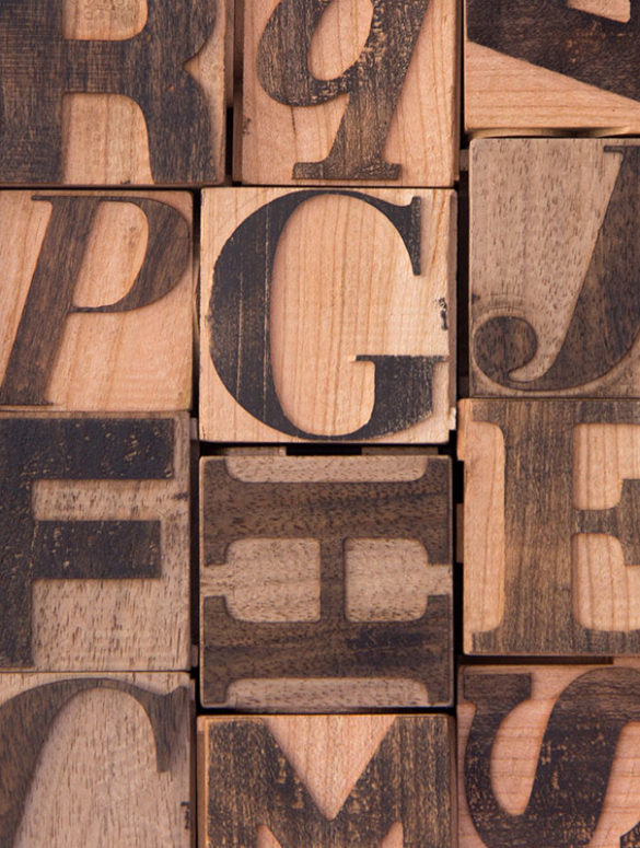 Tykography Blocks 1
