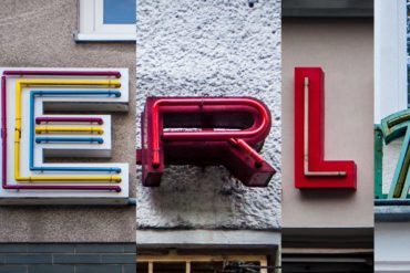 berlin typography 0