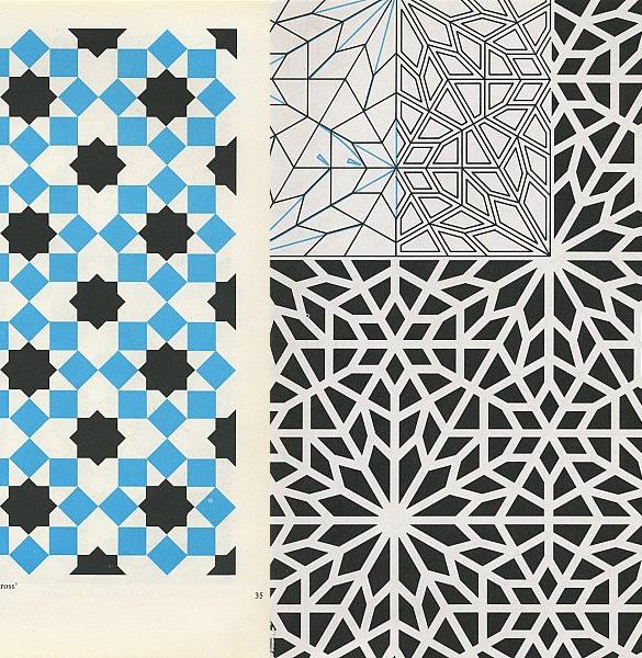 islamic pattern 0