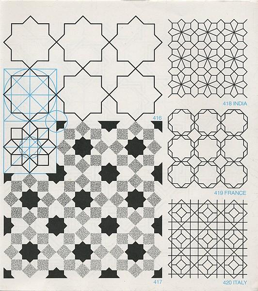 islamic pattern 17