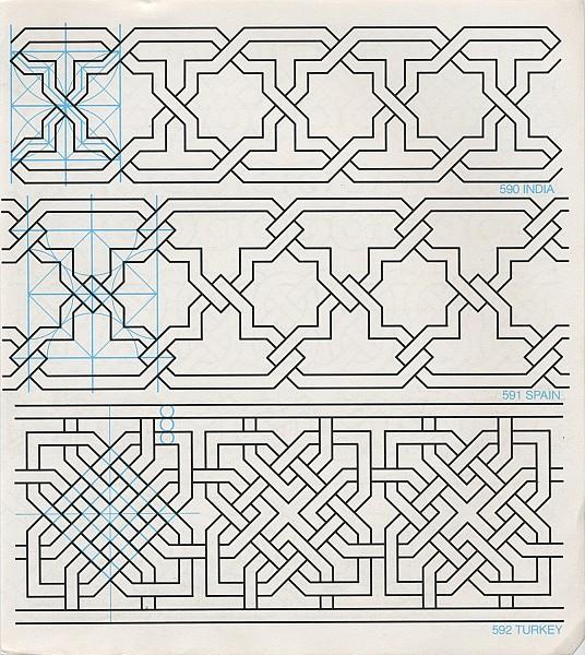 islamic pattern 6