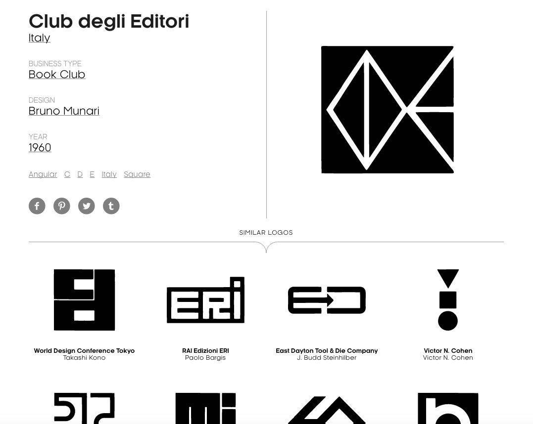 logobook munari