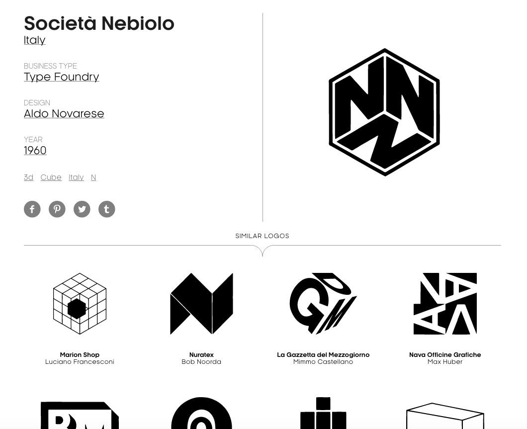 logobook novarese