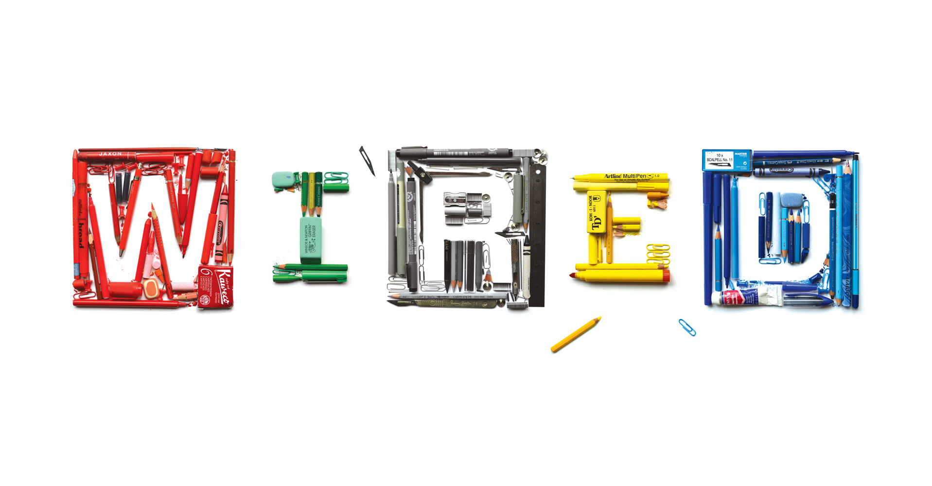 Wired stationery logo 1B