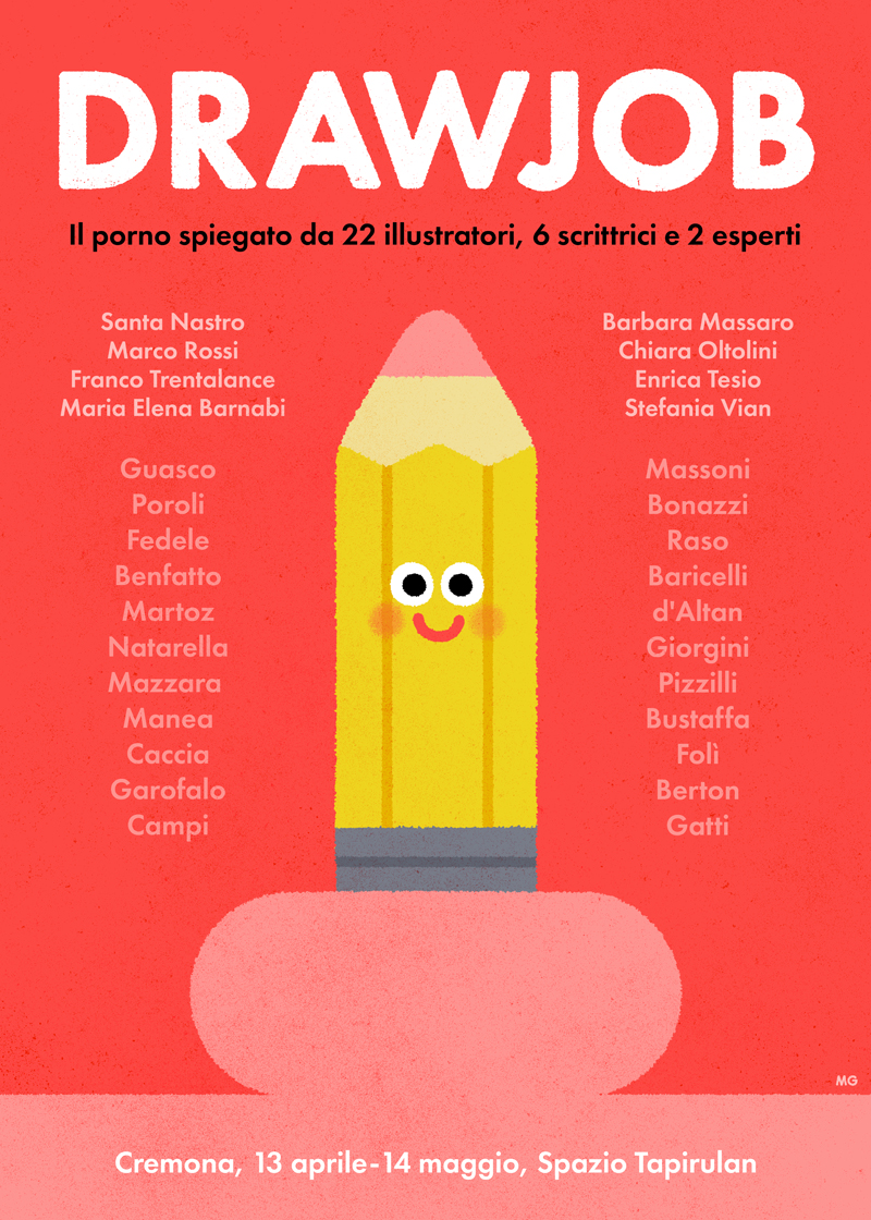 drawjob officiale poster web 2
