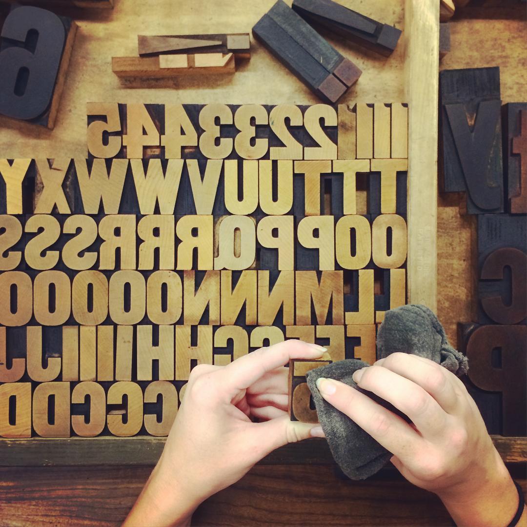 hamilton wood type 13