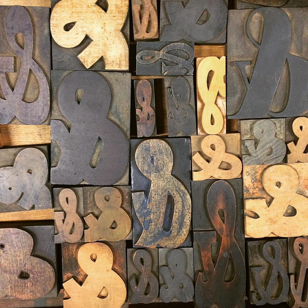 hamilton wood type 14