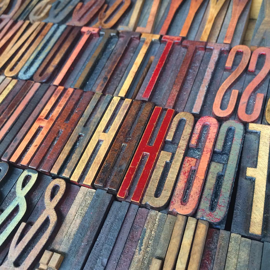 hamilton wood type 3
