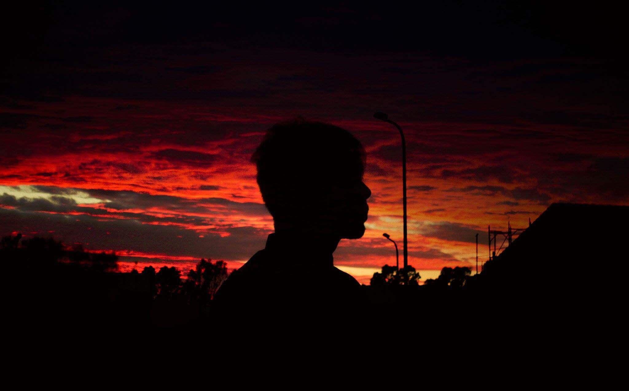 Davide Carovana silhouette