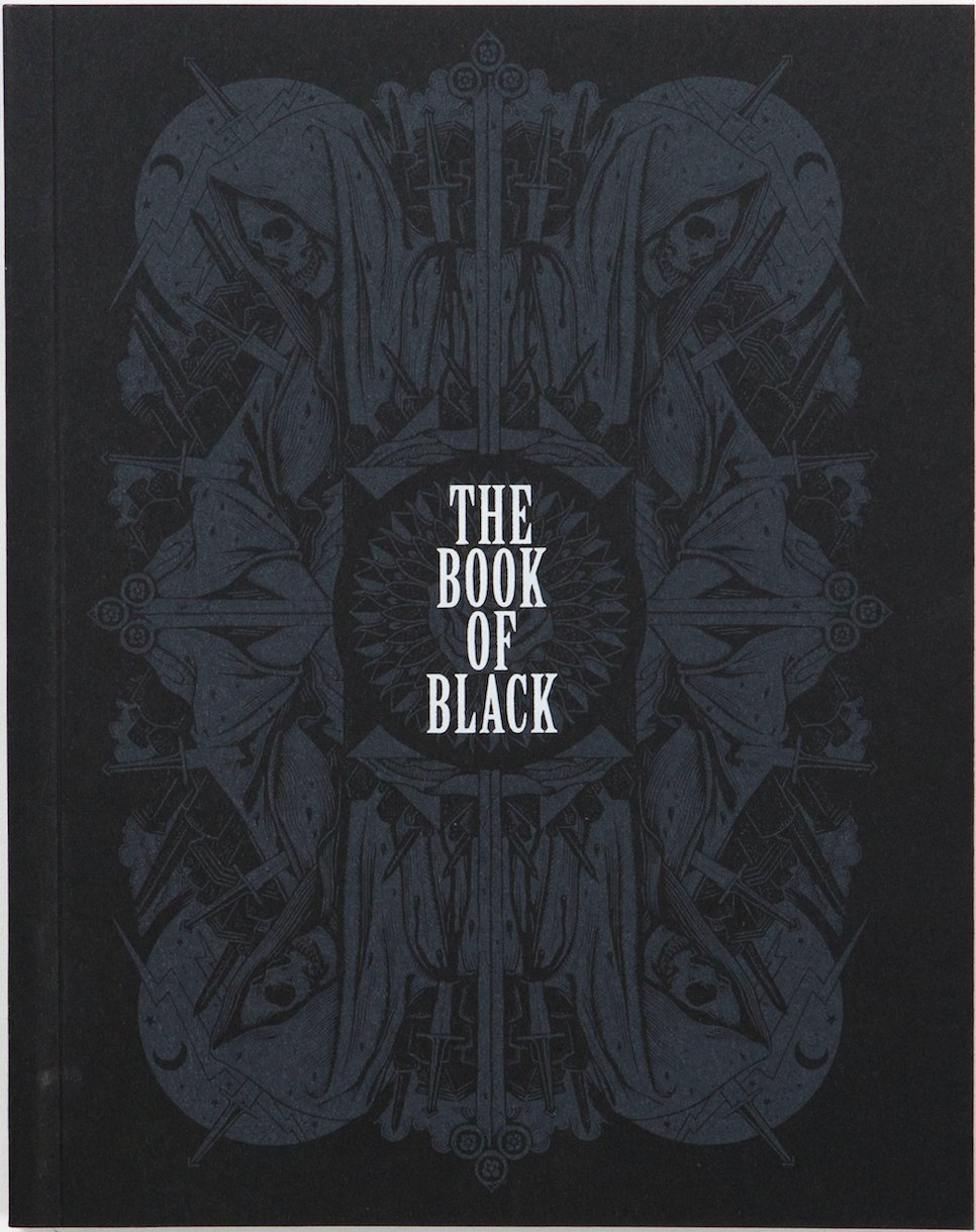the book of black 0