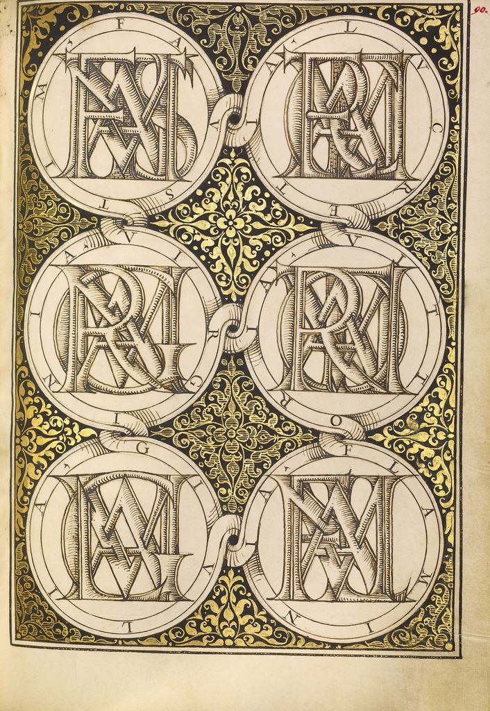Mira calligraphiae monumenta 13