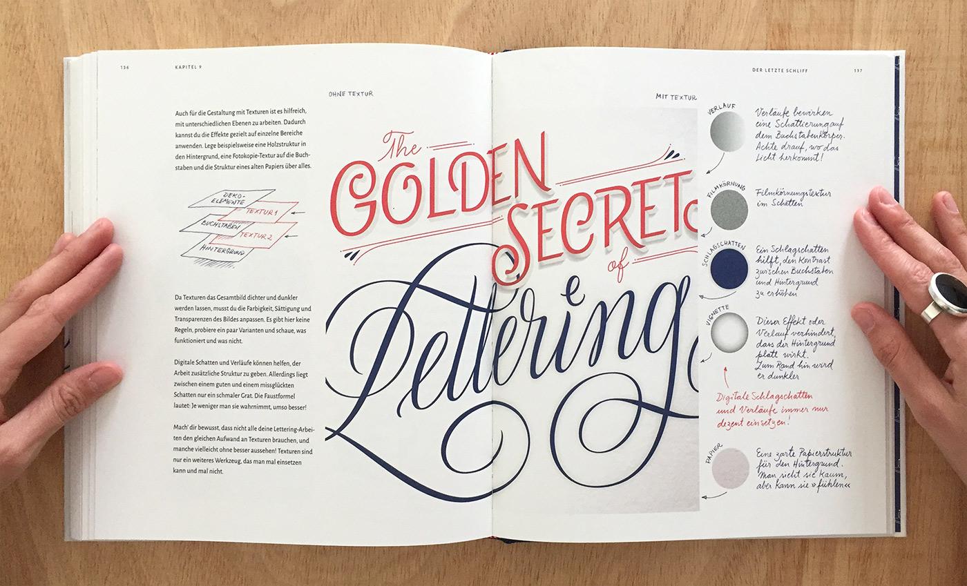 The Golden Secrets of Lettering 10