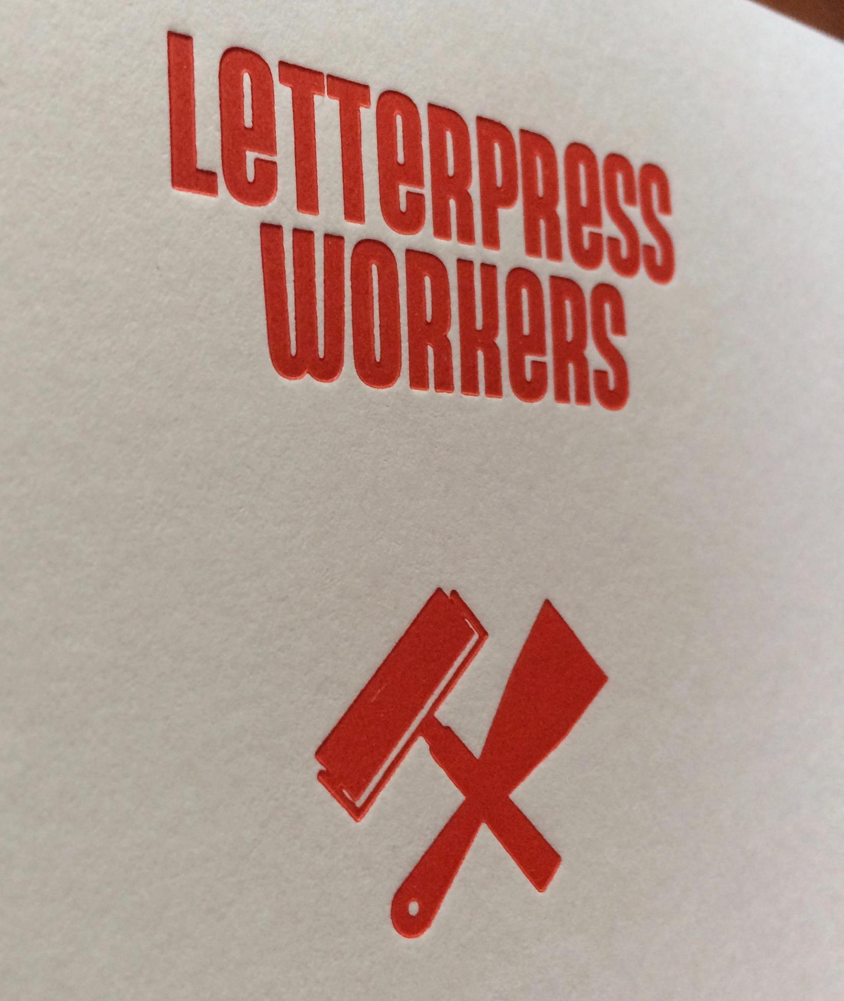 letterpress workers 2017 lazy dog 15