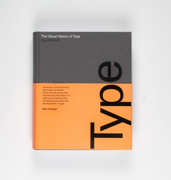 the visual history of type 1