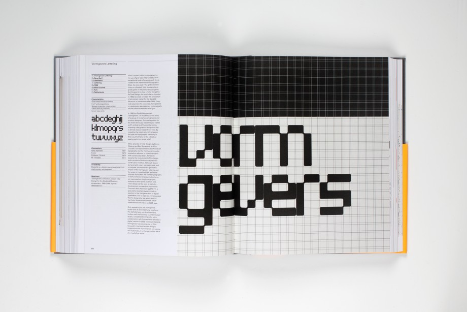 the visual history of type 3