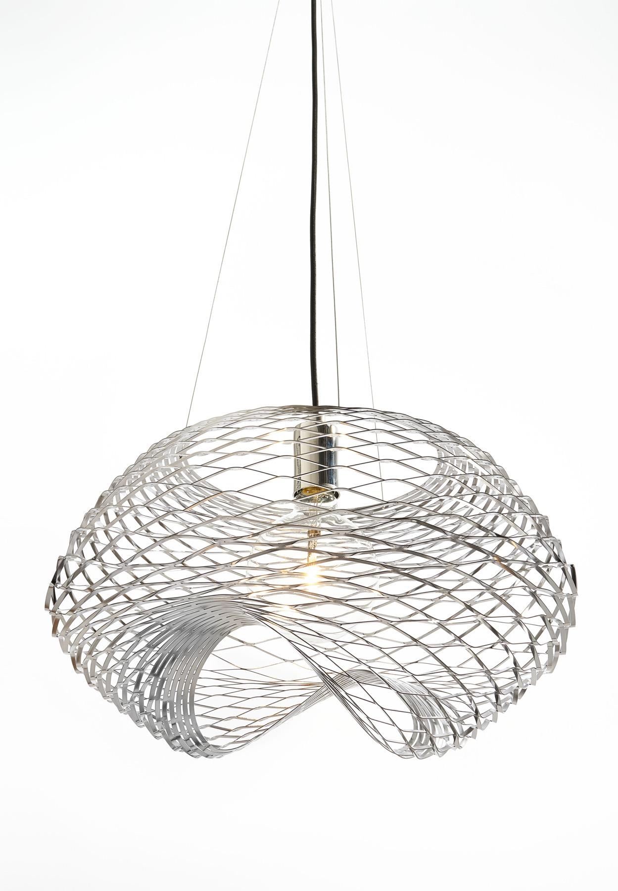 03 ZAVA Sospensione NET LIGHT by Paolo Ulian 3