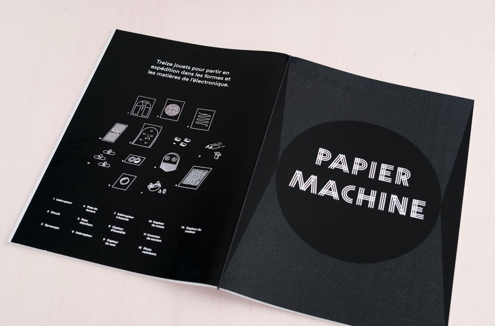 Papier Machine 1