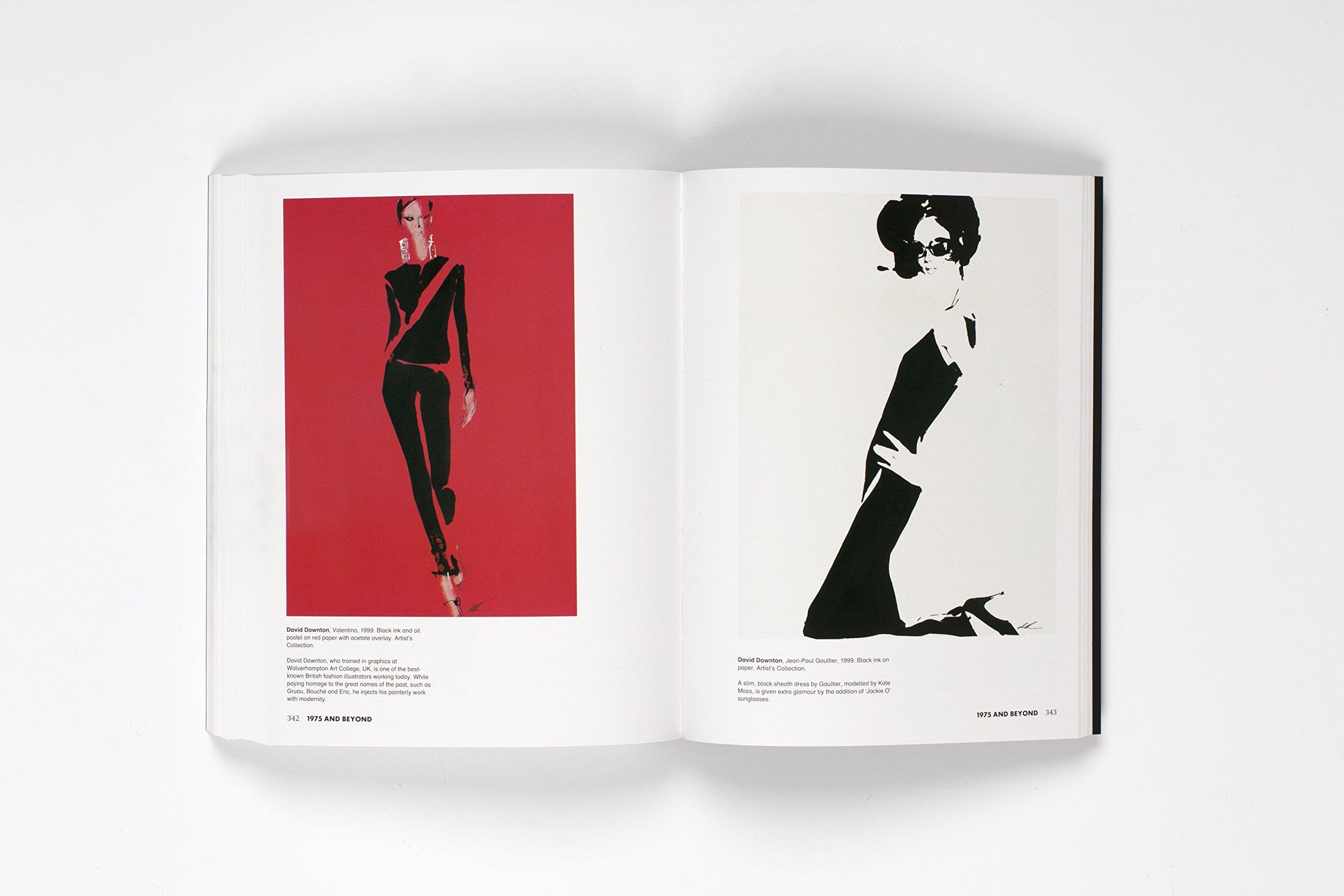 100 Years of Fashion Illustration 10