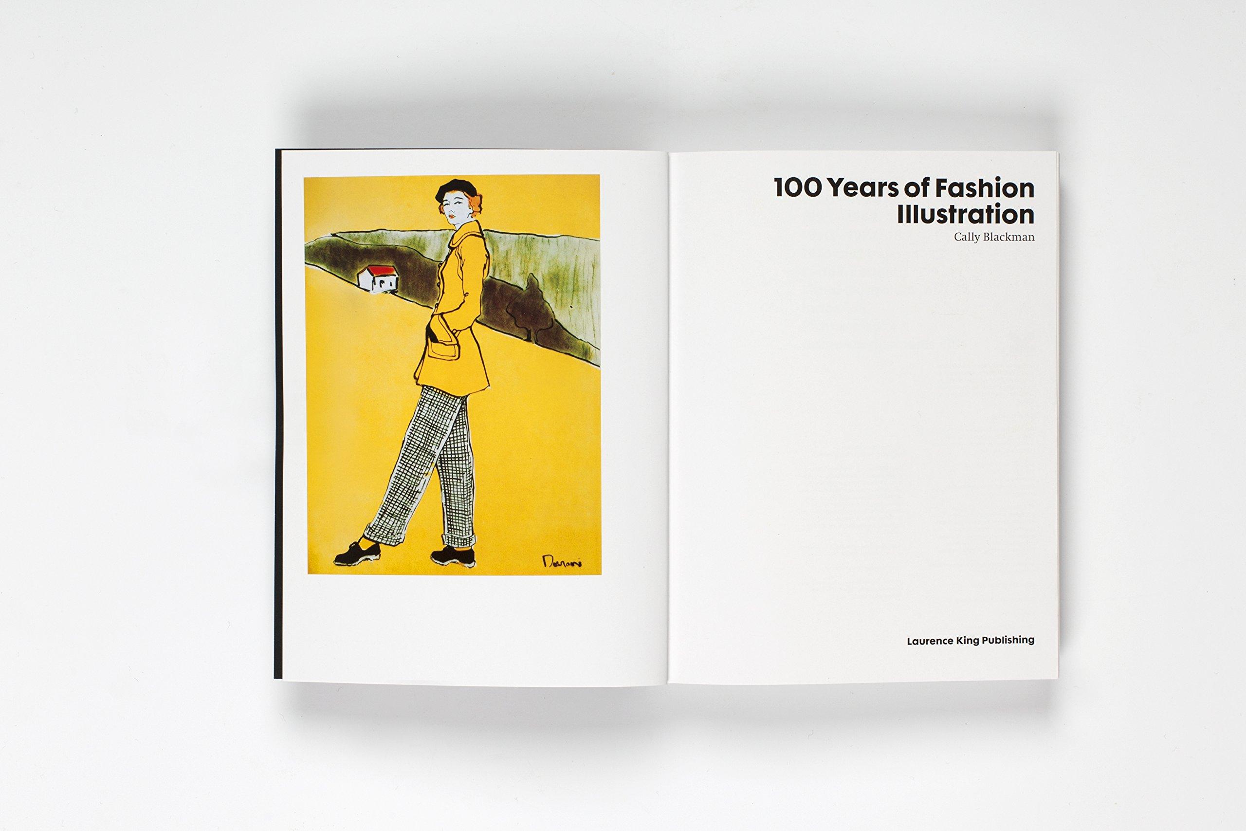 100 Years of Fashion Illustration 2
