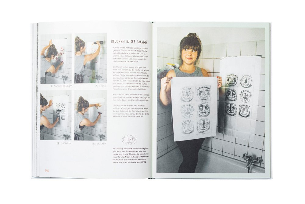 hand printing at home 11