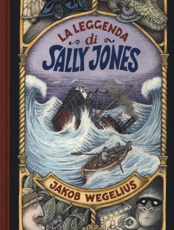 sally jones cover