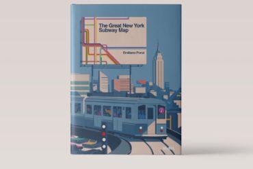 Ponzi The Great New York Subway Map 1