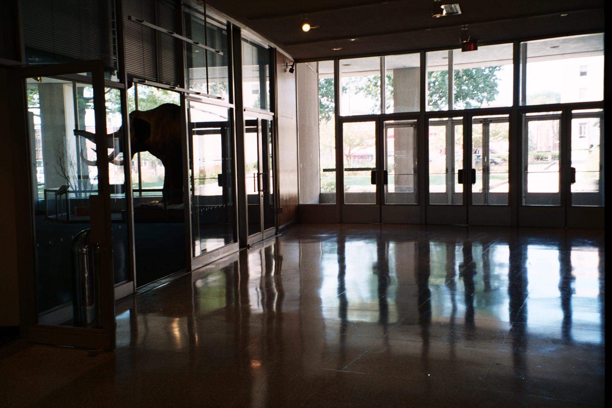 William Keckler museo