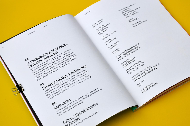 aiga eye on design magazine 2