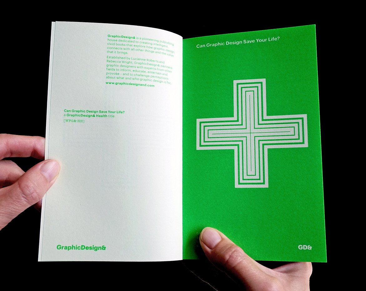 can graphic design save your life 2