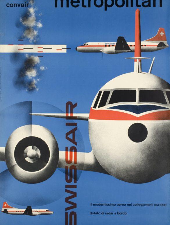 convair metropolitan 30502 avion vintage poster.jpg.1600x0 q85 upscale