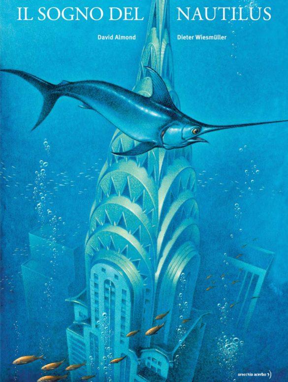 il sogno del nautilus cover