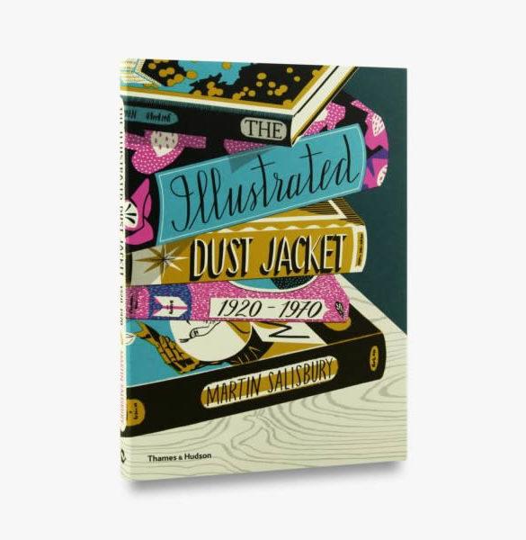 the illustrated dust jacket 1