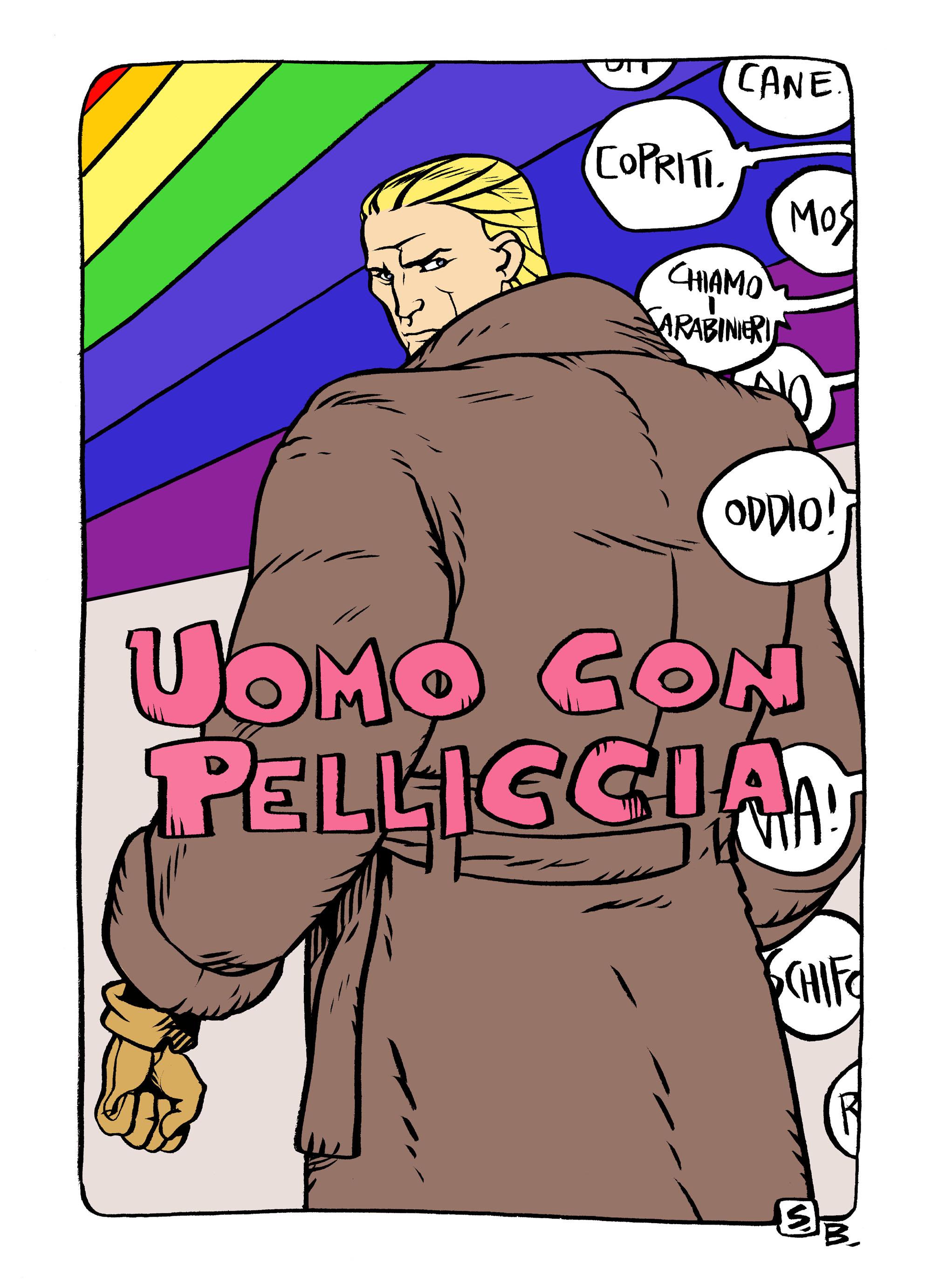 Pelliccia cover