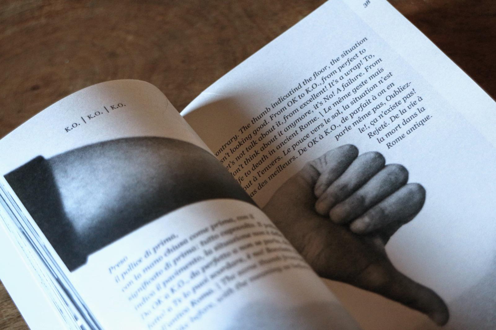 il dizionario dei gesti 6