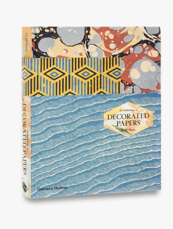 Anthology of Decorated Papers 1