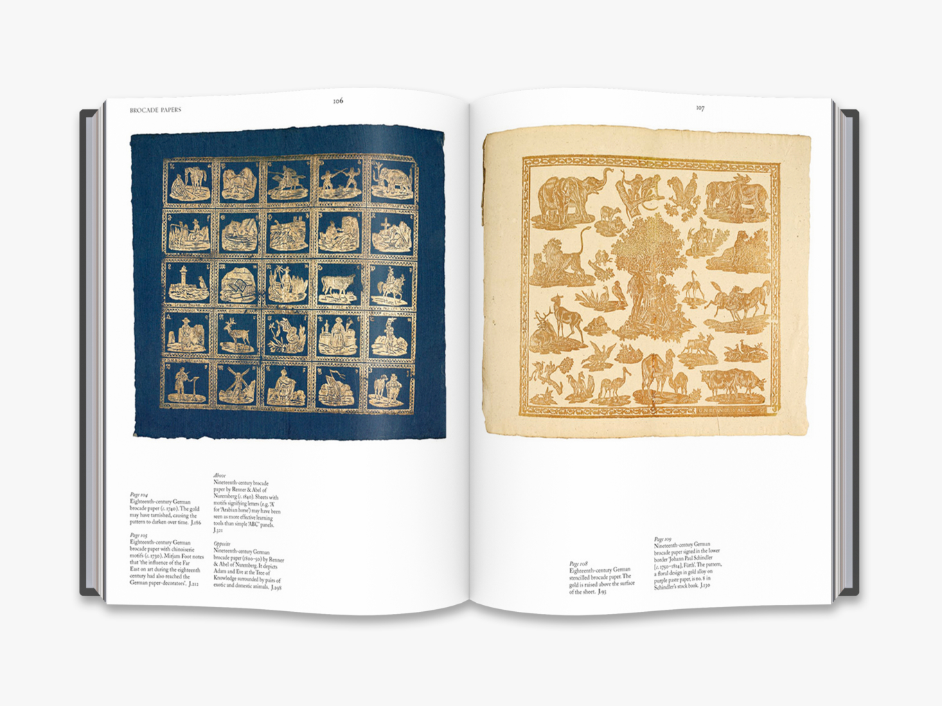 Anthology of Decorated Papers 5