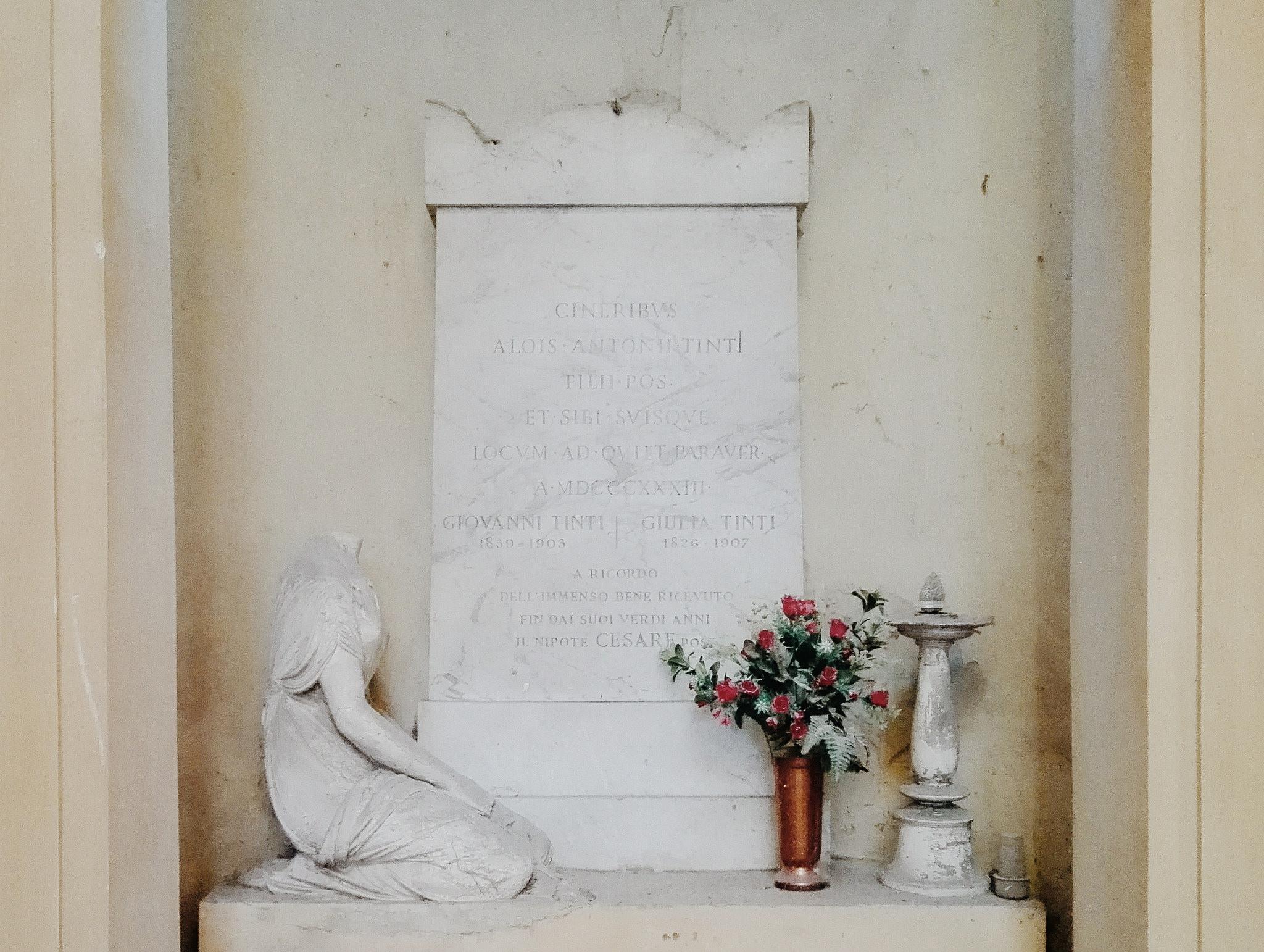 Isabella Tortola naturemorte