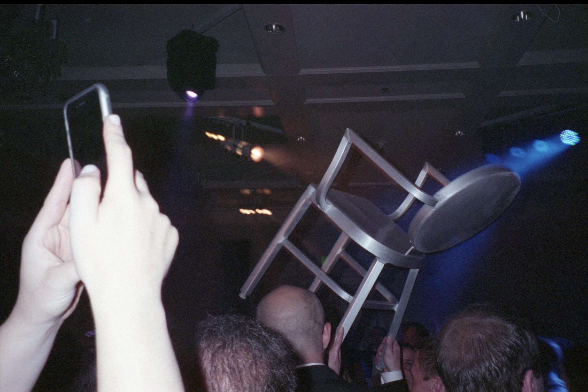 Kyle Morrissey sedie