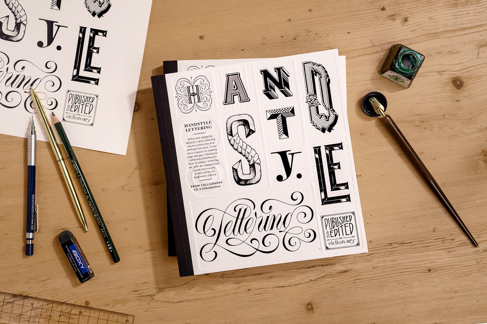 handstyle lettering 18