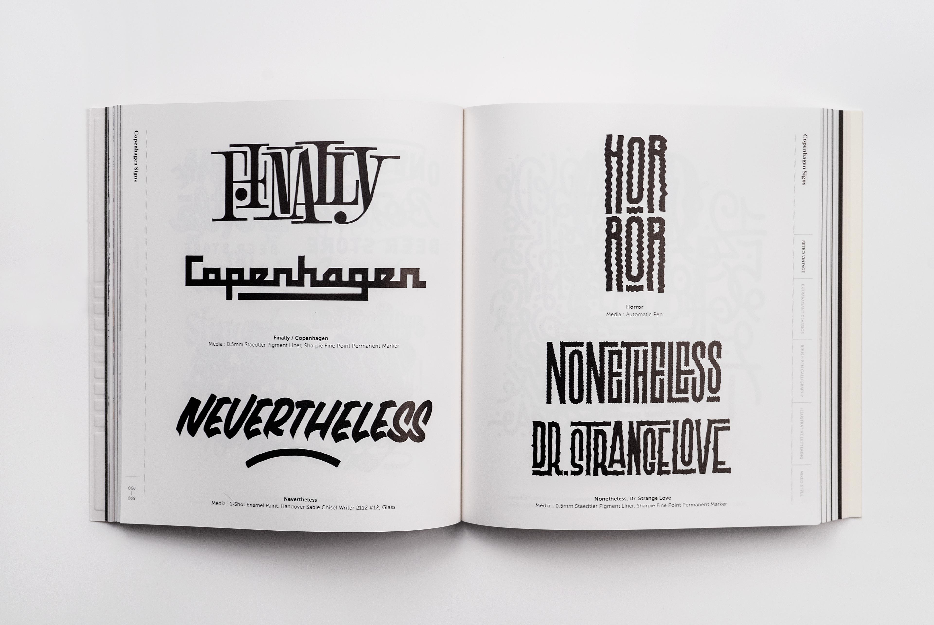 handstyle lettering 6