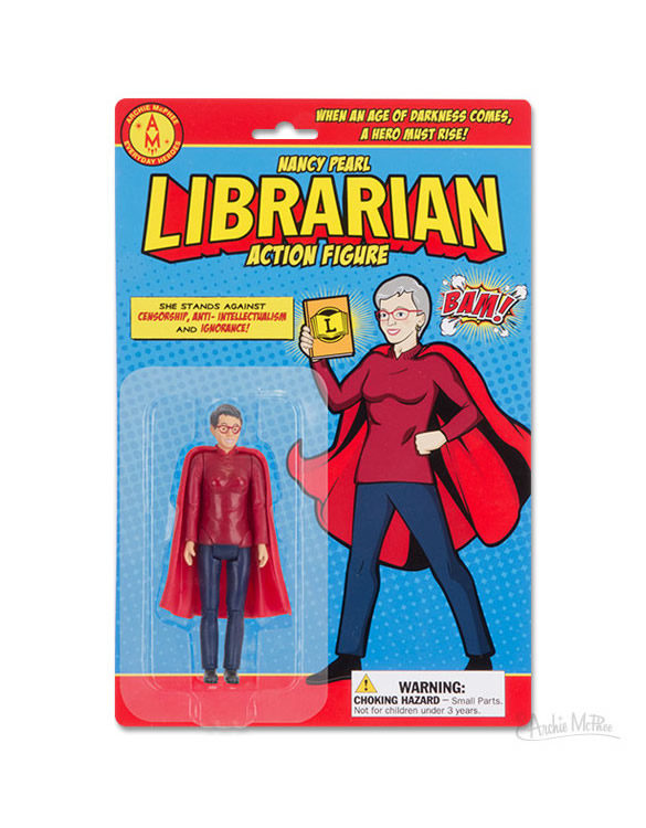 librarian action figure 1