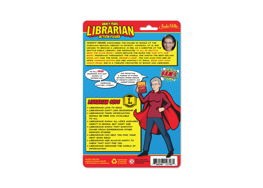 librarian action figure 2