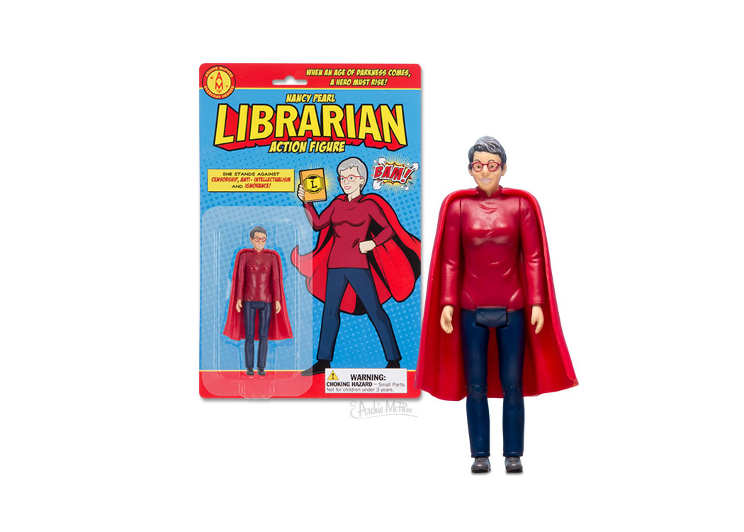 librarian action figure 4
