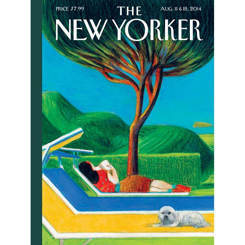 Lorenzo Mattotti. Covers for the New Yorker: tutto il lavoro che c'è dietro a una copertina