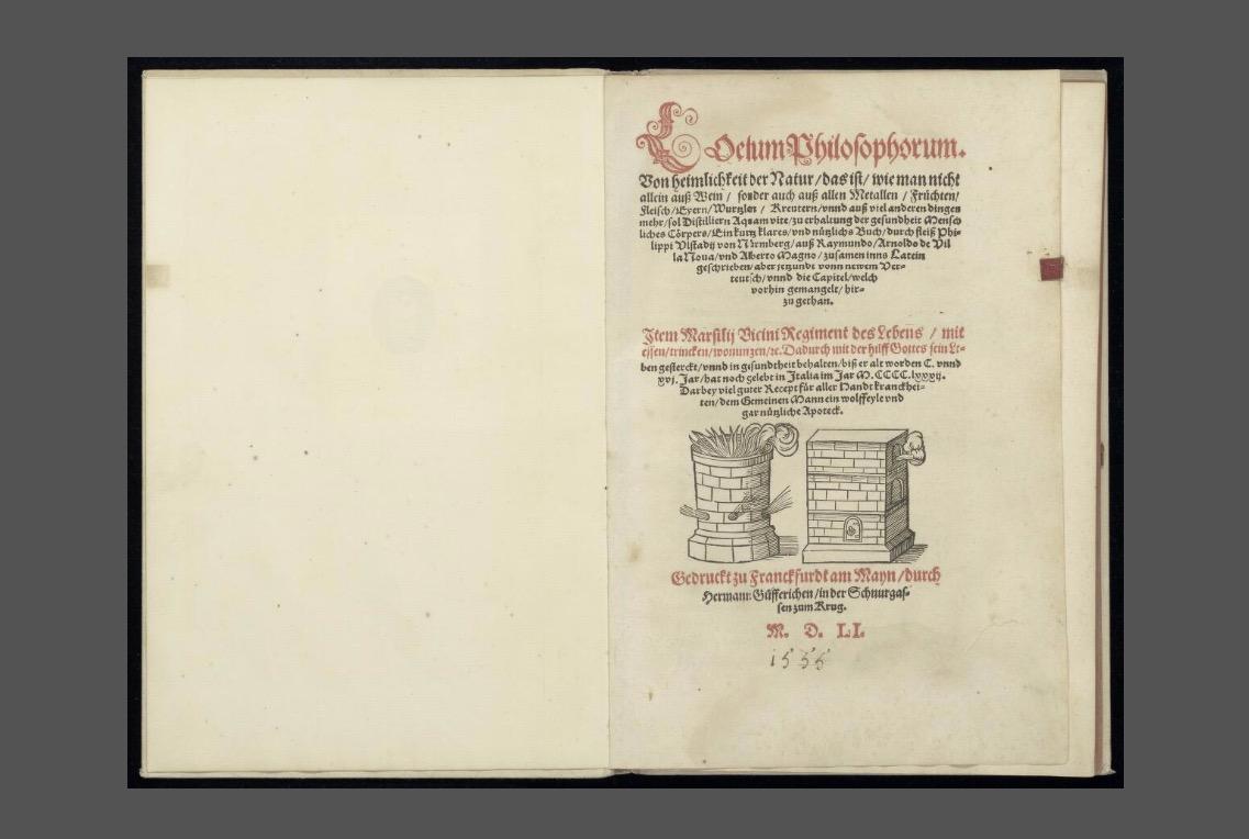 Coelum philosophorum 1