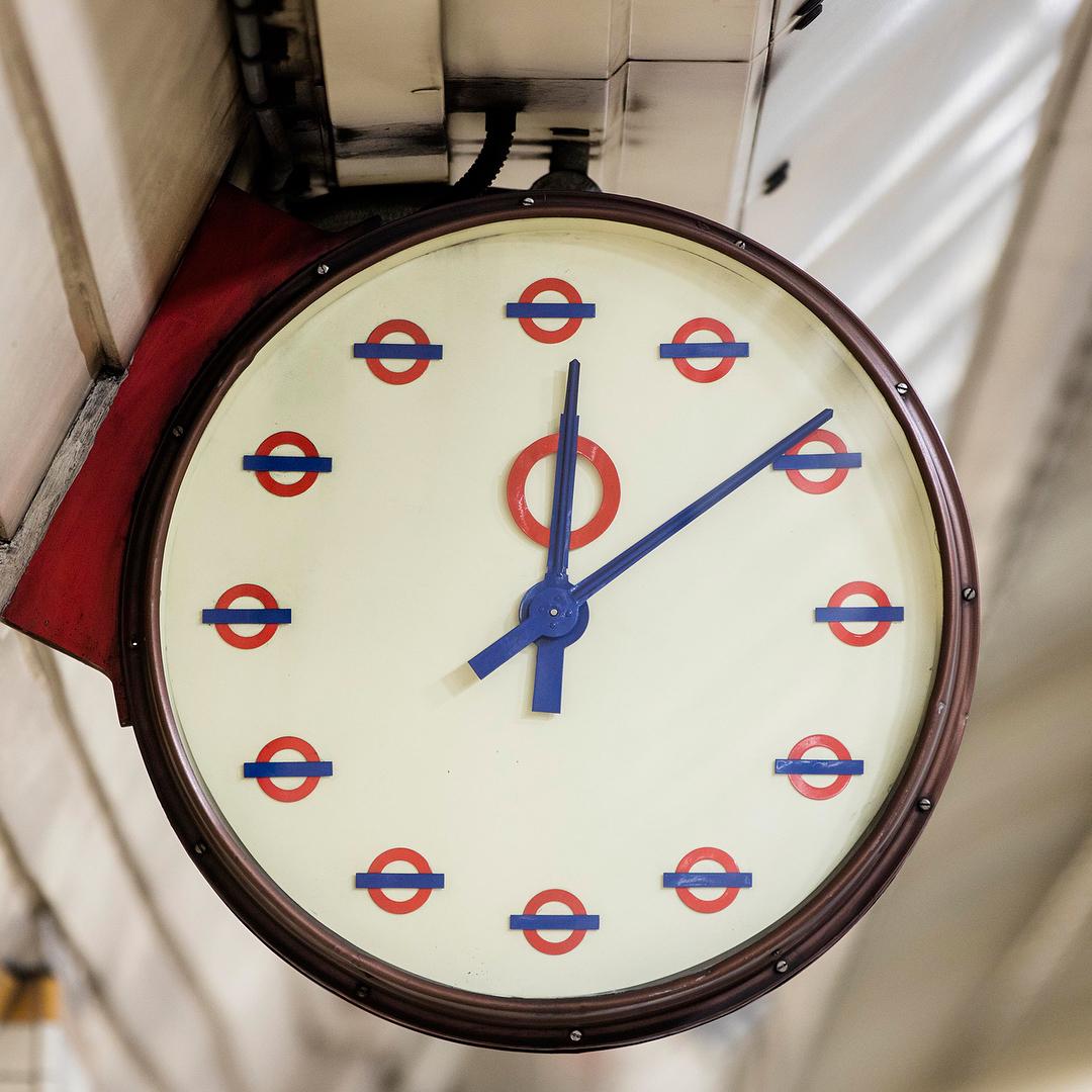 London Underground Architecture Design Map 7
