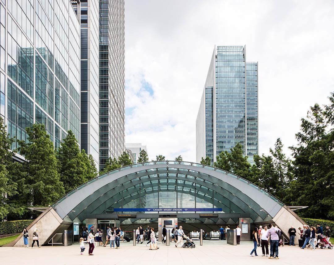 London Underground Architecture Design Map 9