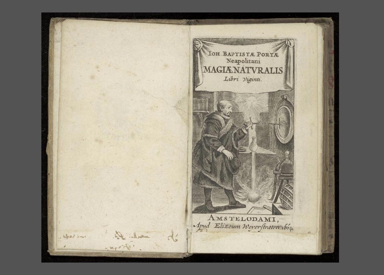 Magiae naturalis libri viginti 1